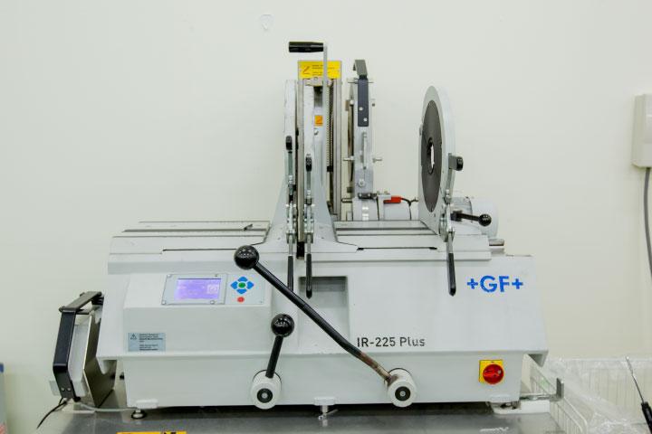 ジョージフィッシャー製IR溶着機 IR225
