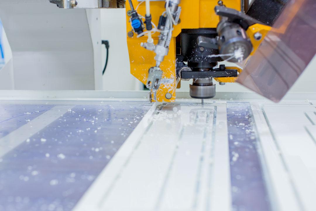 機械加工 製造課